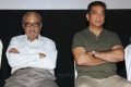 K.Balachander, Kamal Haasan @ Ninaithale Inikkum Movie Trailer Launch Stills