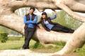 Rajith, Nimisha in Ninaithathu Yaaro Movie Photos