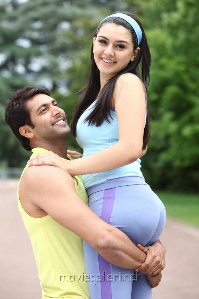 Picture 181305  Jayam Ravi Hansika Motwani In Ninnu Chuste Lovvostundi Movie Stills -5066