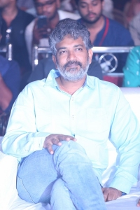 SS Rajamouli @ Ninnu Kori Movie Pre Release Function Stills