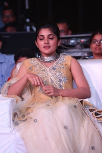 Actress Niveda Thomas @ Ninnu Kori Movie Pre Release Function Stills