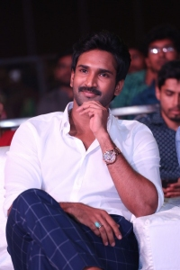 Actor Aadhi Pinisetty @ Ninnu Kori Movie Pre Release Function Stills