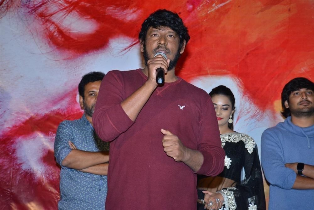 Director Anil Thota @ Ninnu Thalachi First Look Launch Stills