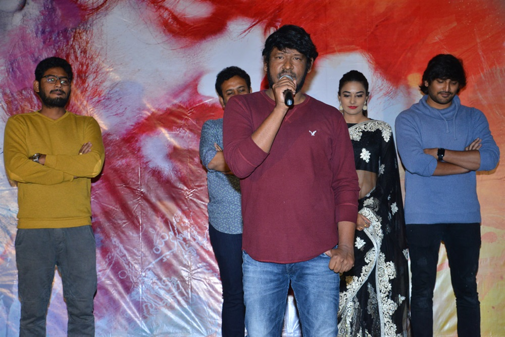 Ninnu Thalachi First Look Launch Stills