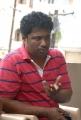 Director Elred Kumar at Nirantharam Nee Oohalo Press Meet Stills