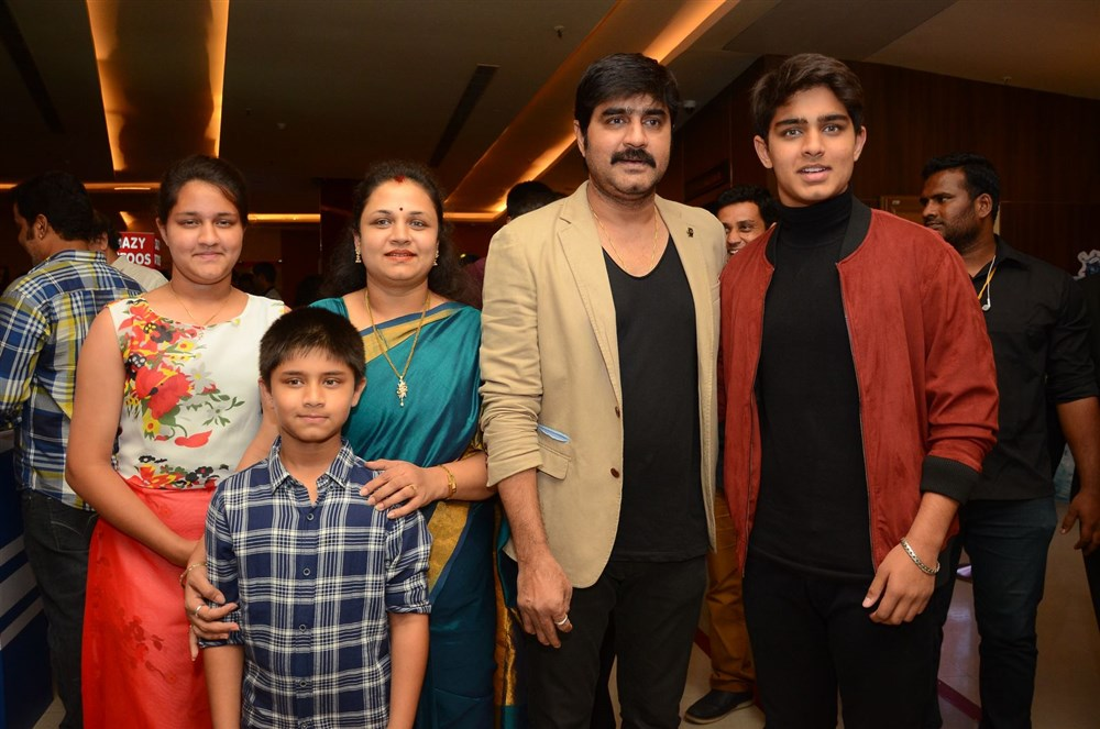 meka srikanth family