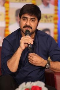 Actor Srikanth @ Nirmala Convent Press Meet Stills
