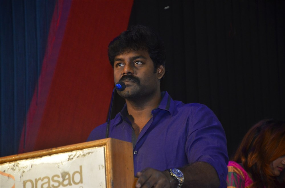 RK Suresh @ Nisaptham Audio Launch Stills