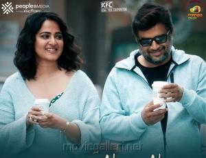 Anushka, Madhavan in Nishabdham Movie Stills HD