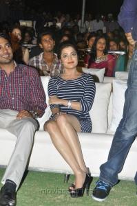 Nisha Agarwal Hot Photos at Saradaga Ammayitho Audio Launch