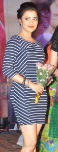 Nisha Agarwal Hot Photos at Saradaga Ammai Tho Audio Launch