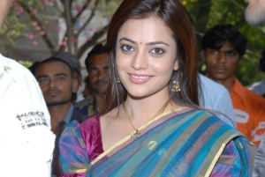 Nisha Agarwal at Sukumarudu Movie Launch