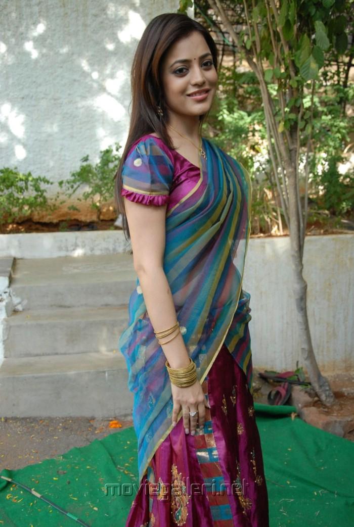 Nisha Agarwal Back