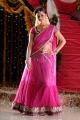 Nisha Agarwal Hot Stills in Pink Half Saree @ Saradaga Ammaitho