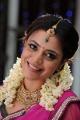 Nisha Agarwal Cute Stills in Pink Half Saree @ Saradaga Ammaitho