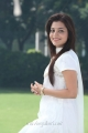 Actress Nisha Agarwal Cute in White Churidar Dress Pics