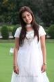 Nisha Agarwal Cute Pictures in White Salwar