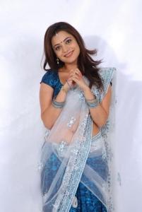 Nisha Agarwal Hot in Half Saree Photoshoot Stills