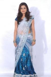 Nisha Agarwal Saree Hot Photoshoot Stills