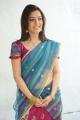 Actress Nisha Agarwal Hot Stills in Silk Saree