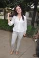 Hot Nisha Agarwal Pics in White Top & Pant