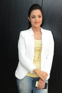 Actress Nisha Agarwal in Office Wear Photo Shoot Stills