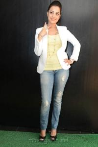 Actress Nisha Agarwal New Photoshoot Stills in Women Office Wear