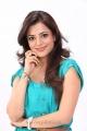 Actress Nisha Agarwal in Light Blue Dress Photo Shoot Pics