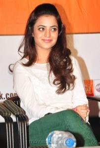 Actress Nisha Agarwal Cute Stills in White Dress