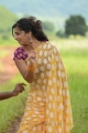 Telugu Actress Nisha Shah Hot Saree Photos in Oke Okka Chance Movie