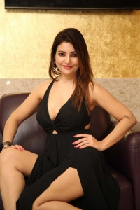 Actress Nisha Singh Rajput Photos @ Guduputani Pre Release