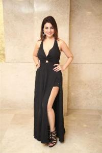 Actress Nisha Singh Rajput Photos @ Guduputani Movie Pre Release