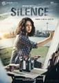 Anushka Shetty Silence Movie First Look Poster HD