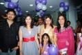 Nishanthi Evani @ Naturals Family Salon & Spa Launch