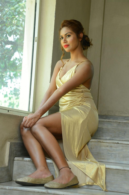 Captain Rana Prathap Movie Actress Nishi Ganda Stills