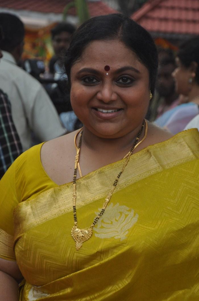 vijay tension press meet saritha