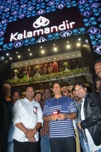 Actress Nithya Menen @ Kalamandir 25th Store Launch at Vizag