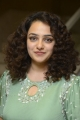 Actress Nitya Menon New Pics @ Ninnila Ninnila Press Meet