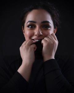 Actress Nithya Menon Recent Photoshoot Images