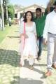 Nithya Menon New Stills @ Sharwanand New Movie Launch