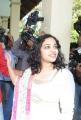 Actress Nithya Menen Stills @ Sharwanand New Movie Opening