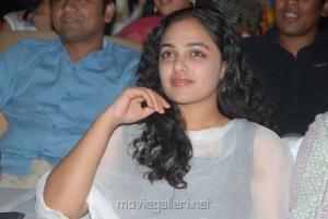 Nithya Menon Photos at Gunde Jaari Gallanthayyinde Audio Release