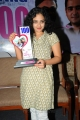Nithya Menon in Salwar Kameez at Ishq 100 Days Celebrations