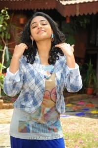 Cute Nithya Menon Photo Shoot Stills