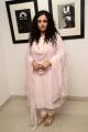 Actress Nithya Menon Cute Pink Churidar Photos