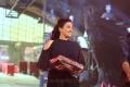 Actress Nitya Menon Images @ Janatha Garage Audio Launch