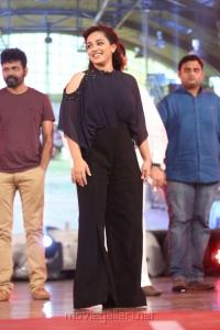 Actress Nithya Menen Images @ Janatha Garage Audio Launch
