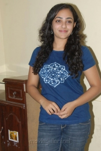 Nithya Menon Cute Photo Shoot Gallery