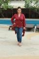 Actress Nithya Menon Photos @ Mission Mangal Press Meet