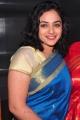 Nithya Menon Saree Pictures @ Malini 22 Audio Release